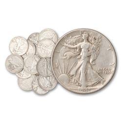 50 Dimes 1916-40's Random