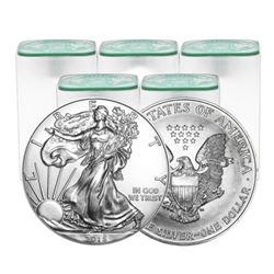 (20) Assorted Peace Dollars