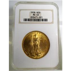 1 oz. Gold Eagle  Bullion - Random