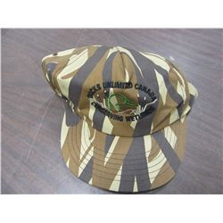 "NEW - ""DUCKS UNLIMITED"" HAT"