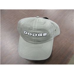 "NEW - ""DODGE"" HAT"