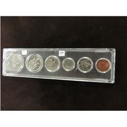 1971 BC CASED CANADA COIN SET