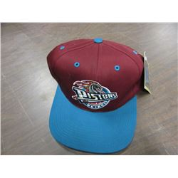 "NEW - ""PISTONS"" HAT"