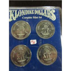 1983 SPECIAL EDITION KLONDIKE DOLLAR MINT SET