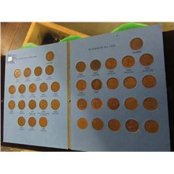 CANADA PENNY ALBUM SET FROM 1937