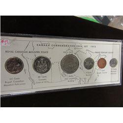 1973 PRINCE EDWARD ISLAND CANADA MINT COIN SET
