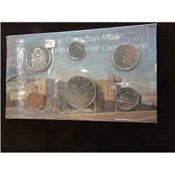 1976 PROOF CANADA MINT SEALED COIN SET