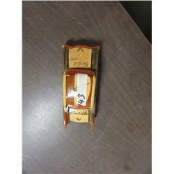 ESTATE - WOOD CADILLAC CAR MODEL