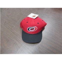 "NEW - NHL ""CAROLINA HURRICANES"" RED HAT"