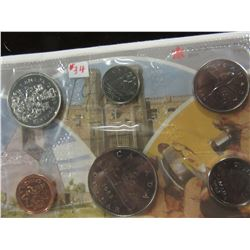 1983 PROOF CANADA MINT SEALED COIN SET