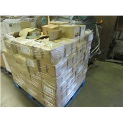 NEW - PALLET OF APPROXIMATELY 100 CASES DATED E-CIGARETTES