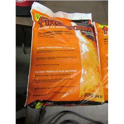 NEW - FIRESTORM ICE MELT (20 KG) - PER BAG