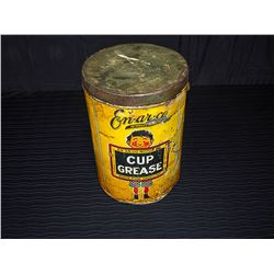 En-Ar-Co Cup Grease Tin