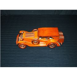 1932 Ford V8 Model 18 Wooden Toy