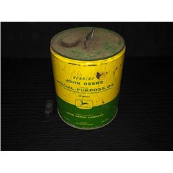 John Deere Special-Purpose Oil Pail