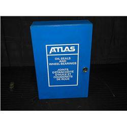 Atlas Wheel Bearing Metal Parts Cabinet