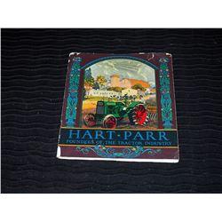 Vintage Hart-Parr Advertising Booklet