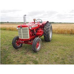 1957 International 650 Standard, Serial#: 4151