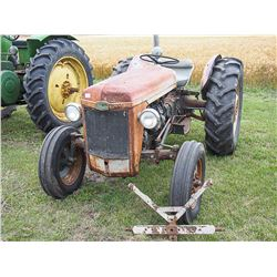 1955 Fergusson TO35 Tractor Serial#: 155077