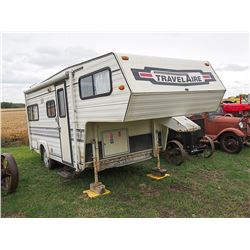 1988 Travelair 5th Whl Camper Serial#:2TT190W04J1T10695