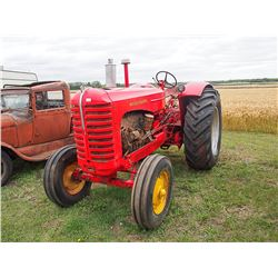 1956 Massey Harris 555, Serial#: 20511