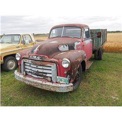 1953 GMC 9100, Serial#:3914307506