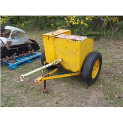 M&W Tractor PTO Dyno