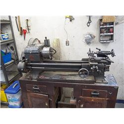 Logan Model 200 Metal Lathe