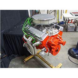 Rebuilt 400 Small Block Chev Engine