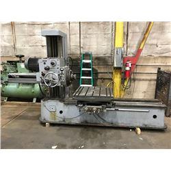 TOS Horizontal Boring Machine, M/N: H63A