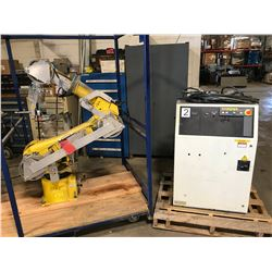 2004 Fanuc M16iB 20 Robot with R-J3iB Control M-16iB/20 *ONLY 930 HOURS*