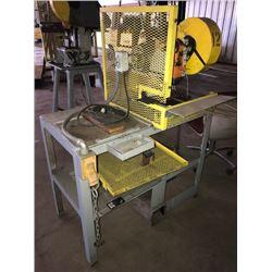2 Ton Alva Allen Punch Press