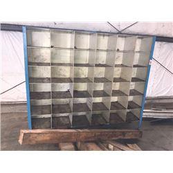 Steel Shelving Unit - Heavy Duty