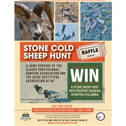 $59,010 Stone Cold Sheep Raffle