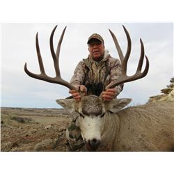 Majestic Mountain Outfitters - Jeff Chadd