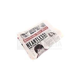 Once Upon a Time - Storybrooke Newspaper 'Heartless School Teacher Jailed' (3222)