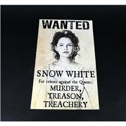 Once Upon a Time - Wanted Snow White (0615)