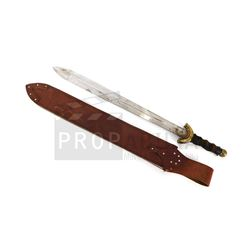 Once Upon a Time - Scottish Warrior's Hero Metal Sword Prop (4976)
