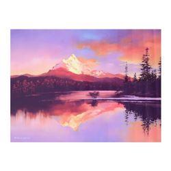 Mt. Washington Sunset by Leung, H.