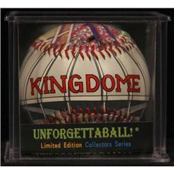 "Unforgettaball! ""Kingdome"" Collectable Baseball"