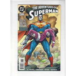 The Adventures of Superman Issue #567 by DC Comics