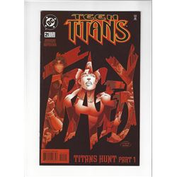 Teen Titans Issue #21 by DC Comics