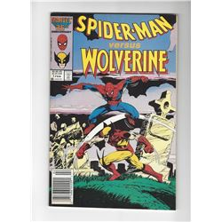 Spider-Man and Wolverine Issue #1 by Marvel Comics