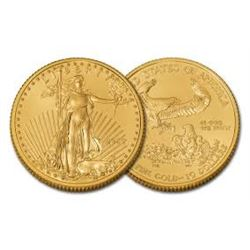 1/4 oz GOLD EAGLE Raffle Buy in for Septeber 15th. Winner of this lot gets 1 of only 10 spots availa