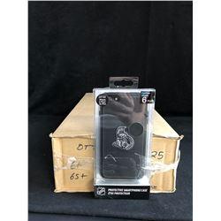 NHL PROTECTIVE iPHONE CASE (OTTAWA SENATORS) *COMPATIBLE W/ iPHONE P PLUS/ 6s PLUS*