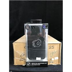 NHL PROTECTIVE iPHONE CASE (CALGARY FLAMES) *COMPATIBLE W/ iPHONE P PLUS/ 6s PLUS*