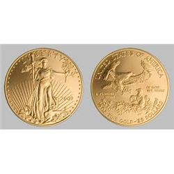 1/2 oz GOLD EAGLE Raffle Buy in for Septeber 16th. Winner of this lot gets 1 of only 10 spots availa