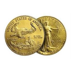 1 oz GOLD EAGLE Raffle Buy in for Septeber 16th. Winner of this lot gets 1 of only 10 spots availabl