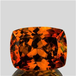 Natural Rare AAA Golden Orange Sphalerite 10.14 Ct -VVS