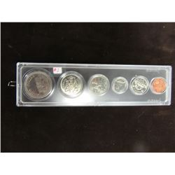 1973 CANADA CASED MINT COIN SET